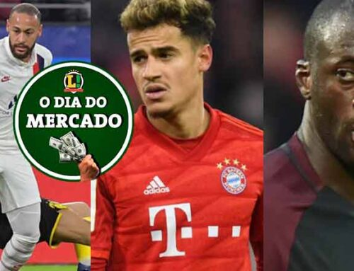 Barcelona pode ter Neymar em troca, mais um na briga por Coutinho e Yaya gera polêmica no Vasco